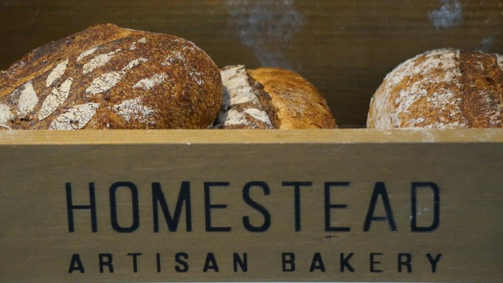 homestead artisan bakery cafe business