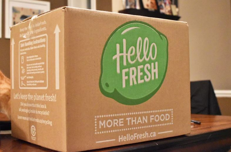 the meal kit industry in Canada has roughly doubled since 2014