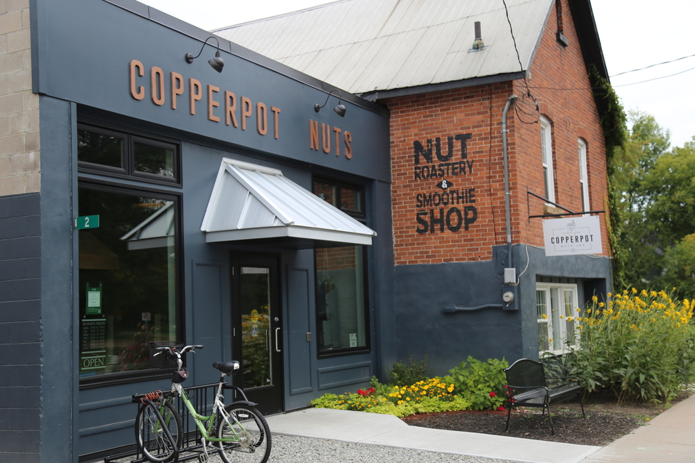 Copperpot Nuts in Coldwater