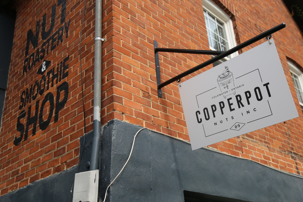 Copperpot Nut Roastery and Smoothie Shop