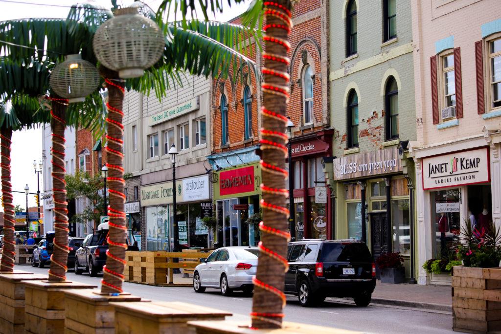 Downtown Barrie, Patio Season