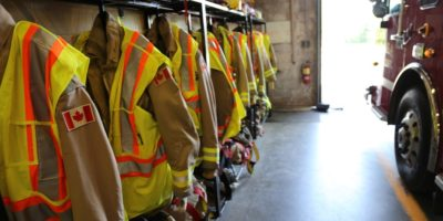 Cat and Dog Rescued From Burning Oro Medonte House