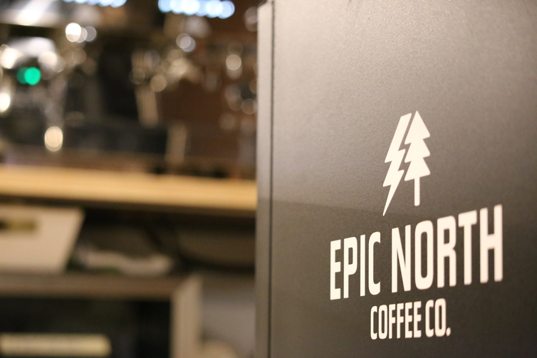 Epic North Coffee cold brew is always a huge hit at events and festivals in Barrie