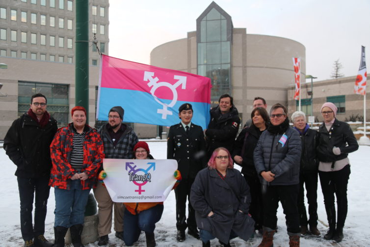 Barrie Honours Trans Day of Remembrance – Barrie 360Barrie 360