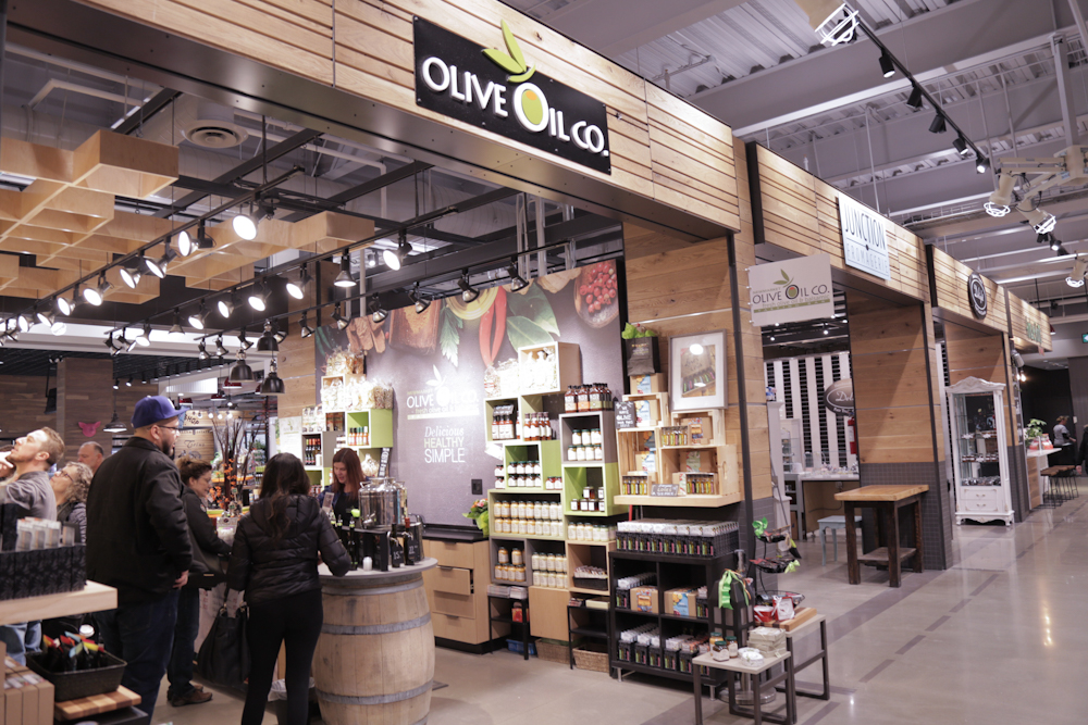 Olive Oil Co Barrie Newmarket at Upper Canada Mall