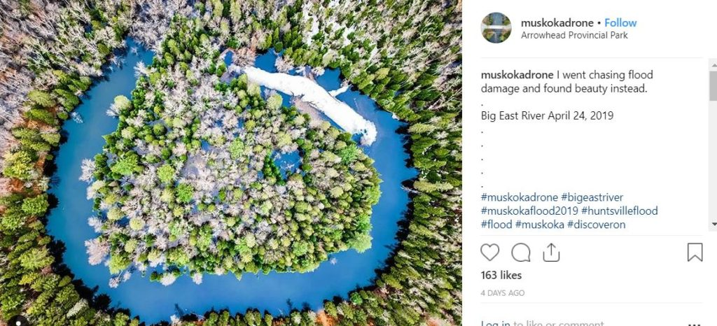Muskoka flooding 2019