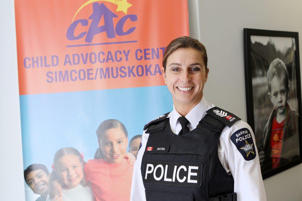 Barrie Police Staff Sergeant 'cops' leadership award ...
