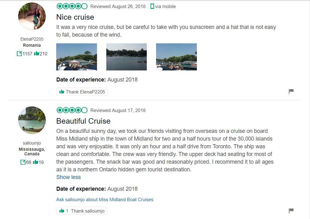 Miss Midland reviews