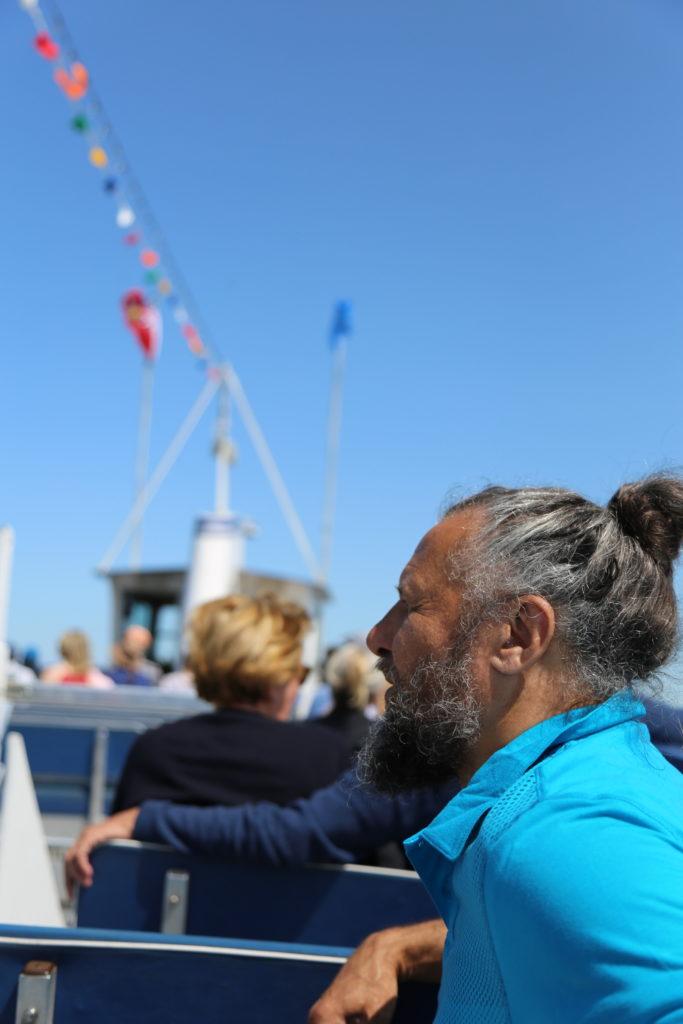Miss Midland boat cruise