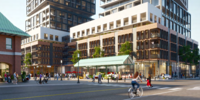 Downtown High Rise Proposed For Uptown Theatre Block