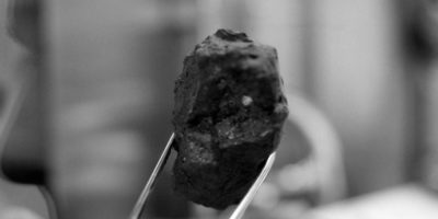 Inside Earth's largest collection of moon rocks