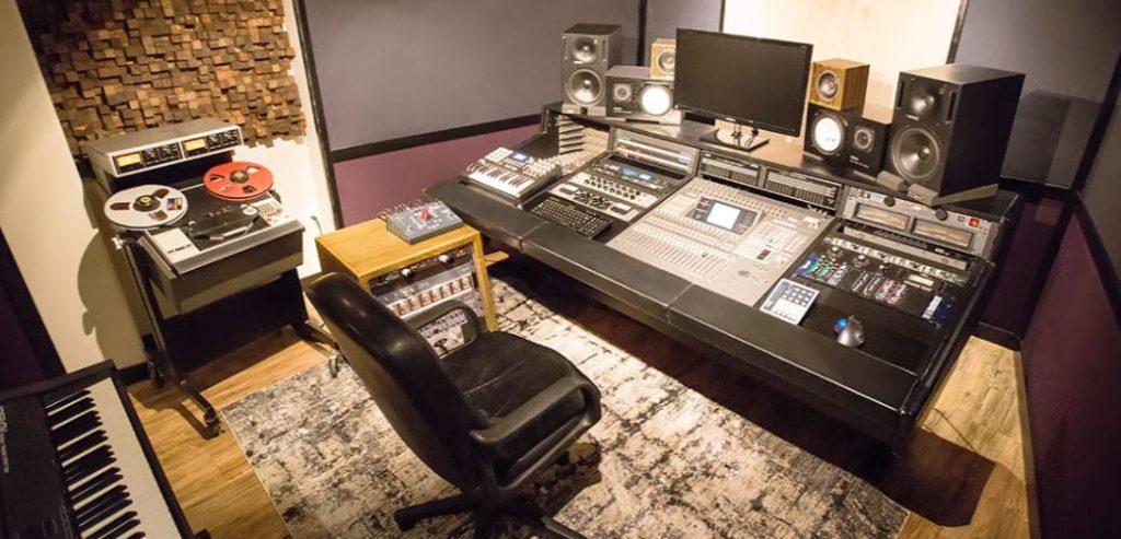 Mix11 Studios in Barrie