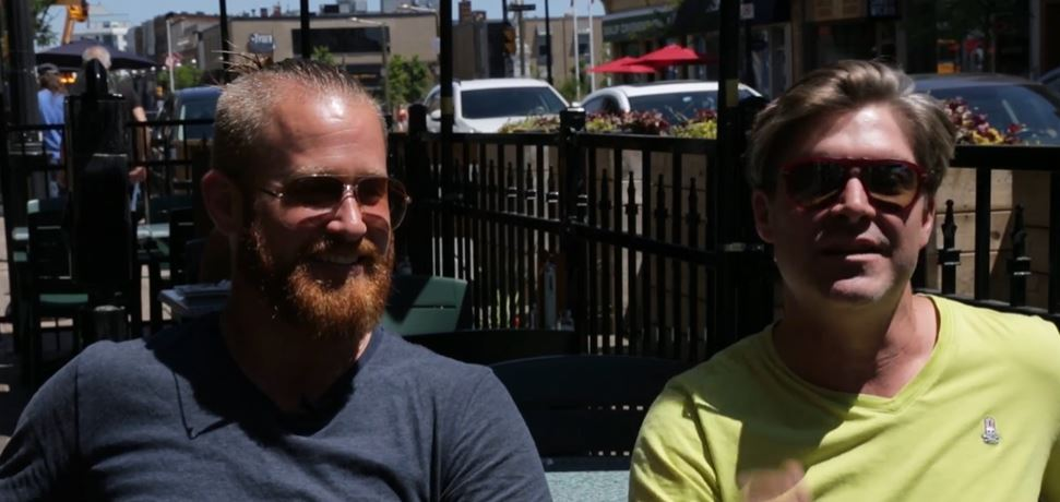 Randy Feltis and Ryan Traversy