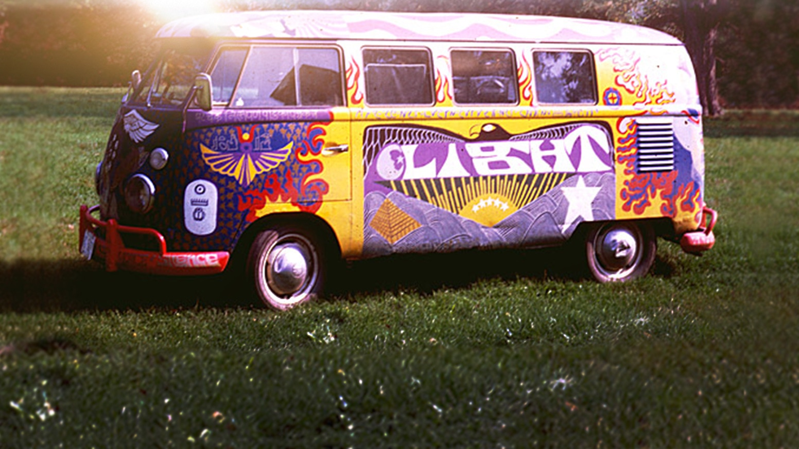 A Woodstock Icon Recreated The Vw -1062
