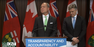 Ontario's Deficit Half of What Tories Claimed