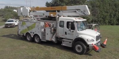 Transformer fire leaves hundreds in Barrie without power