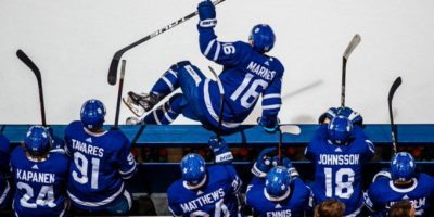 Standoff between Mitch Marner and the Maple Leafs ends