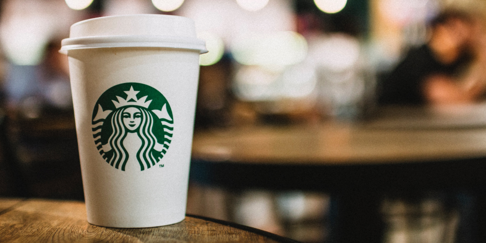 To start, Starbucks stores will offer drive thru, delivery and pick-up only servic