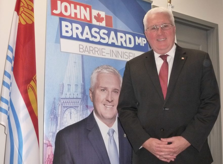 Barrie-Innisfil MP readies for a second term in Parliament
