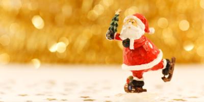 "Collingwood Santa Claus Parade celebrating the ""Lights of Christmas"""