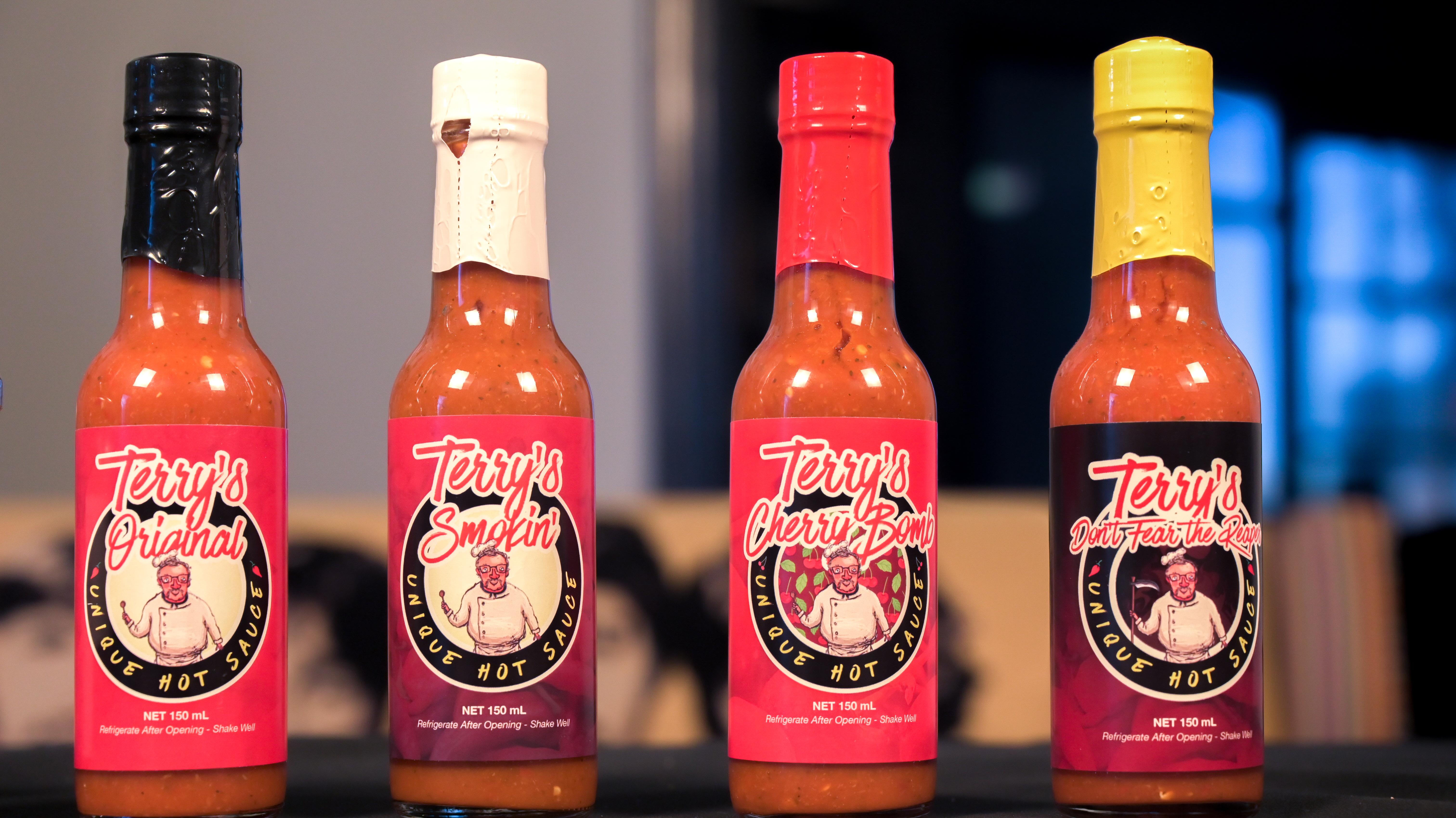 Terry's Hot Sauce