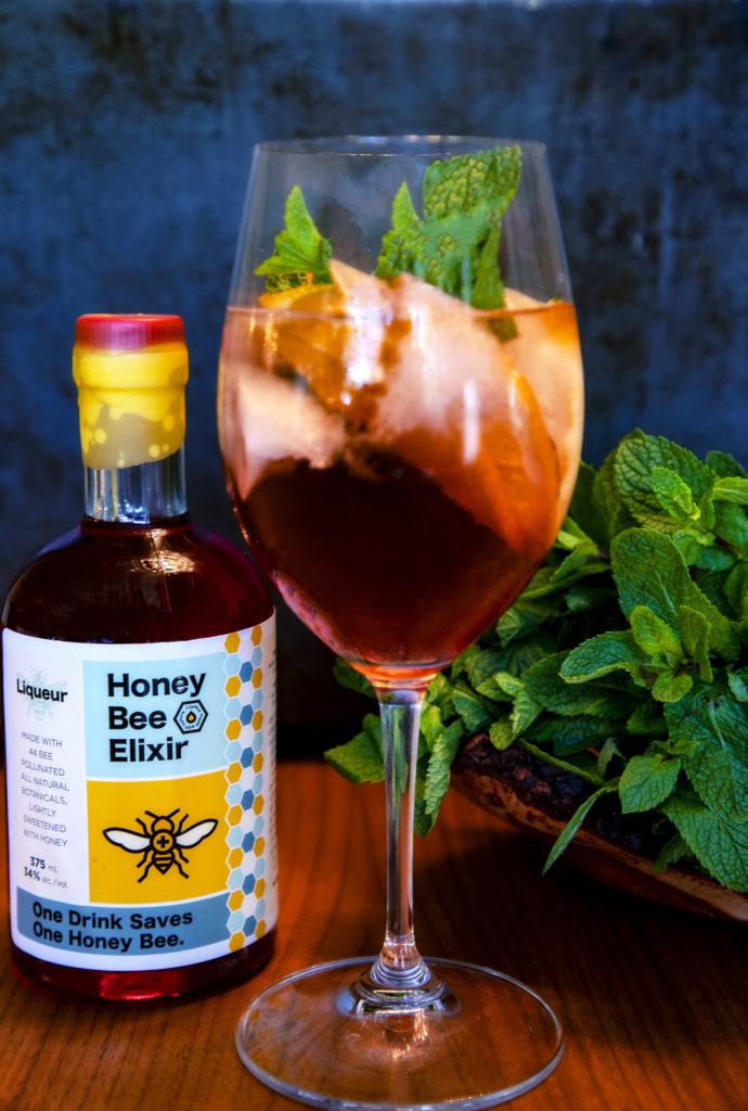 Honey Spritz by Honey Bee Elixir