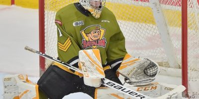 Barrie Colts draw a blank against the Battalion, losing 4-0