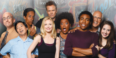 All six seasons of Community are coming to Netflix on April 1st