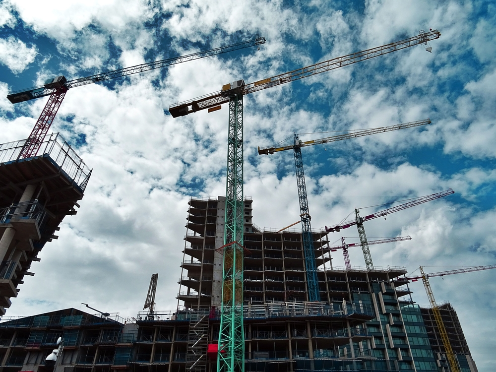 Construction projects and services associated with the healthcare sector, including new facilities, expansions, renovations and conversion of spaces that could be repurposed for health care space;