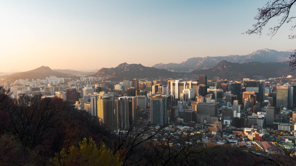 The South Koreans were able to test 15,000 people per day