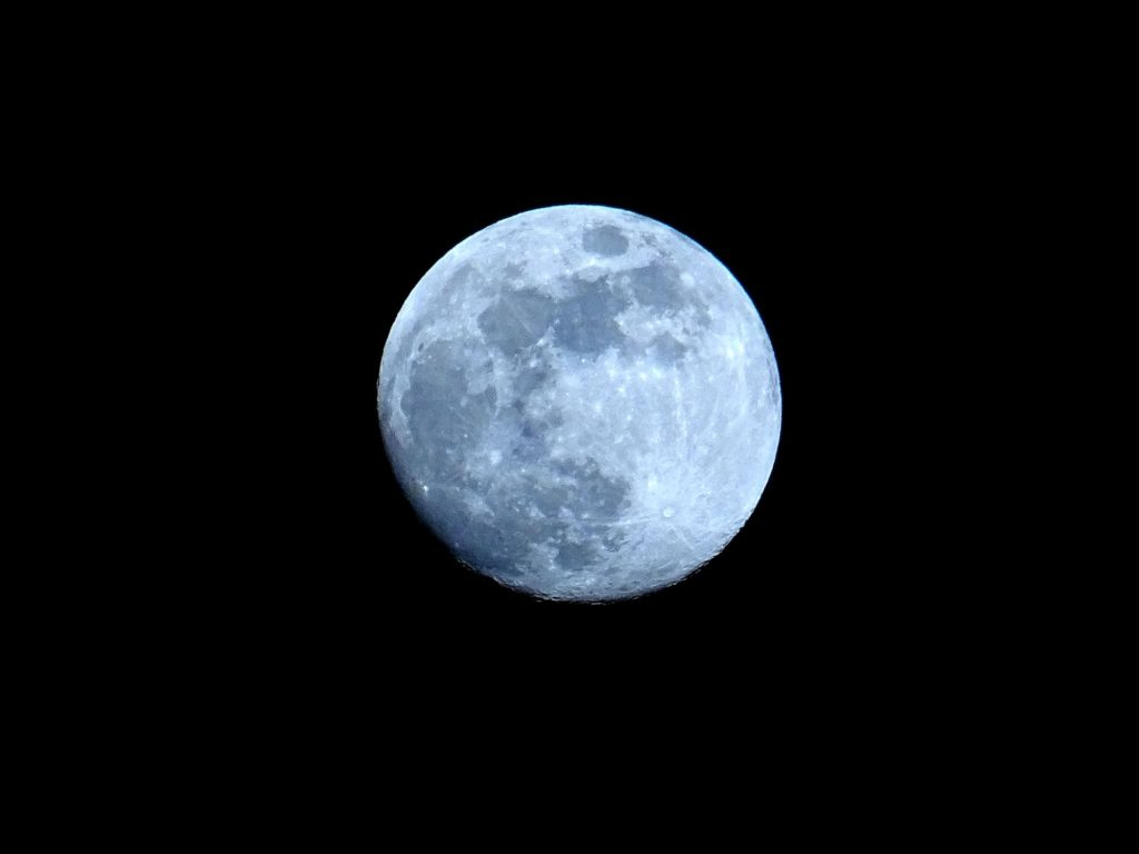 A rare lunar spectacle Tuesday and Wednesday offers a welcomed entertainment break from tiger kings and DIY videos.