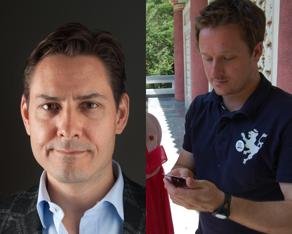 Canadians Michael Kovrig, Michael Spavor formally charged by China for alleged espionage