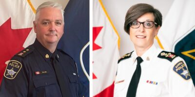 Barrie Police to swear in new deputy chief and keep the top cop they've got