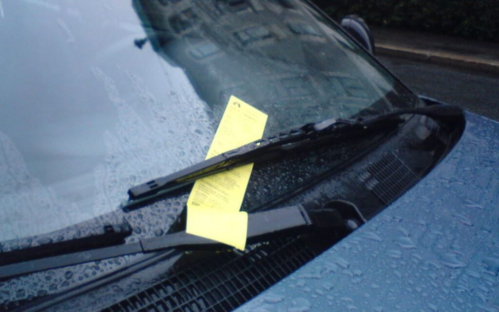 Tiny Township cracks down on illegal parking
