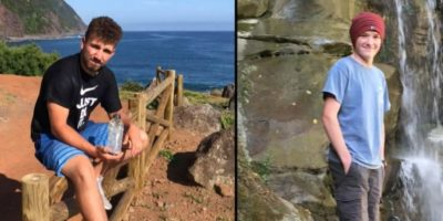 Message in a bottle's ocean voyage unites two teens on both sides of the Atlantic